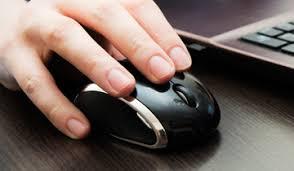 Wie houdt de muis vast